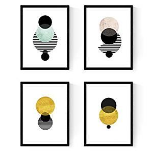 cuadro minimalista japones
