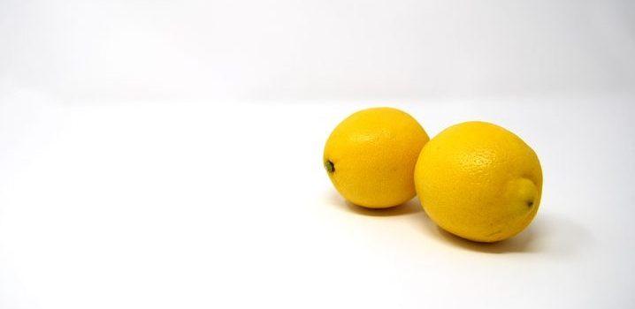 imagen de dos limones