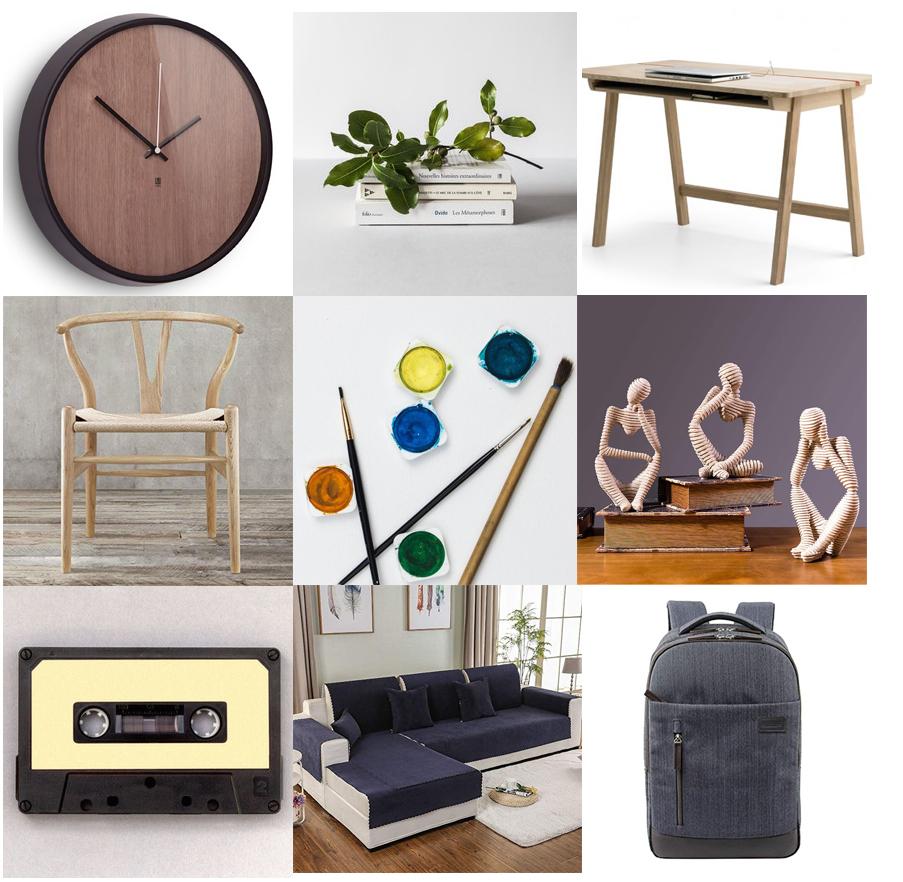 artículos minimalistas