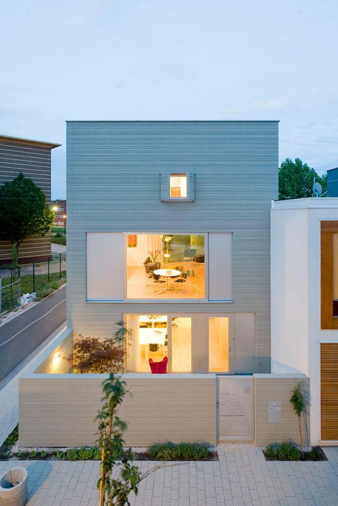 exterior casa minimalista