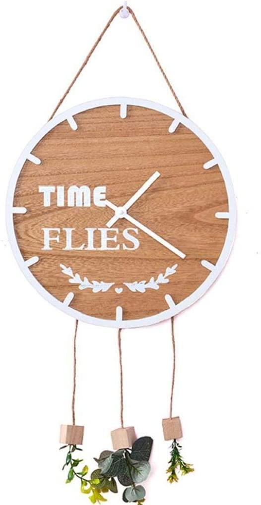 reloj pared minimalista